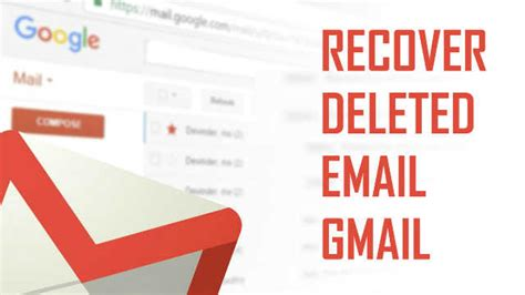 How to Easily Recover Permanently Deleted Emails Gmail