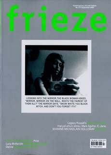 Frieze Magazine Subscription | Buy at Newsstand
