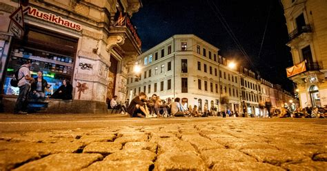 Dresden's Neustadt by Night: Subculture and Pubs - Dresden