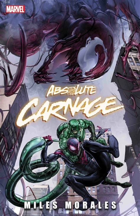 Marvel announces Absolute Carnage tie-in titles