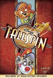 TaleSpin (1990 - 1991) Full Episodes - TaleSpin Episode 10