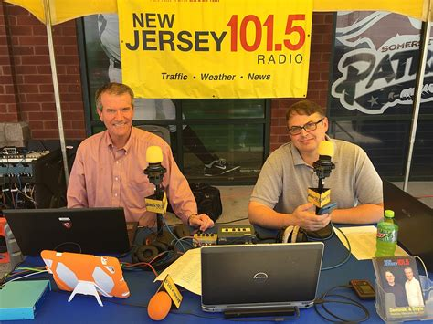 Deminski & Doyle are live from TD Bank Ballpark in Somerset