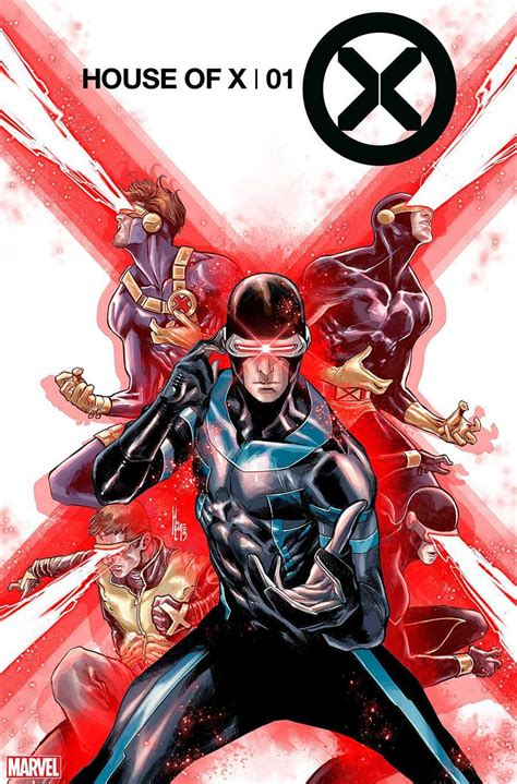 Marvel Reveals Cyclops' New Costume In House of X