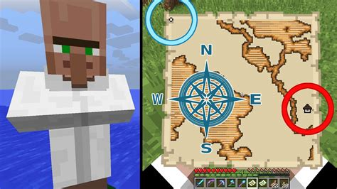 Minecraft Exploration Maps - How to Find, How to Use
