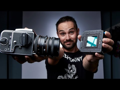 Portrait Photography Inspiration : Hasselblad Masters