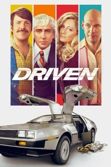 Driven (2018) directed by Nick Hamm • Reviews, film