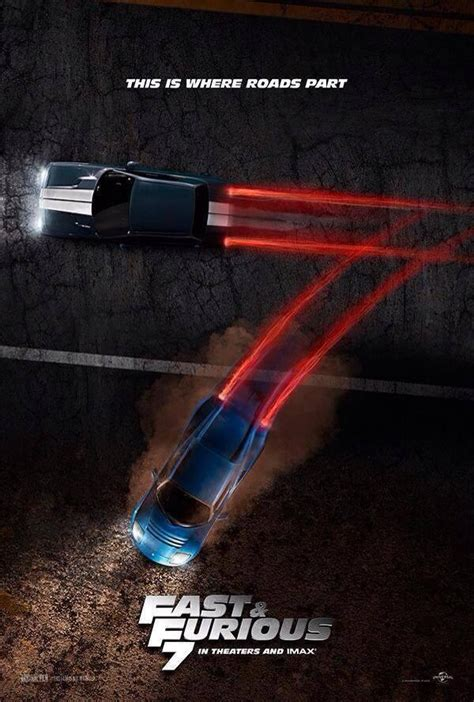 Fast and Furious 7 Teaser 'This is Where Roads Part