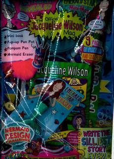 Jacqueline Wilson Magazine Subscription | Buy at Newsstand