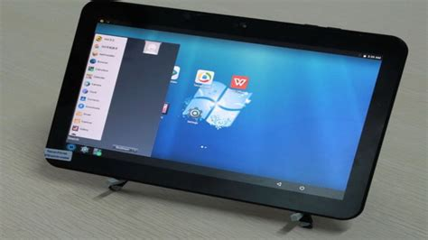 Make your Android tablet look like a Windows PC   TechRadar