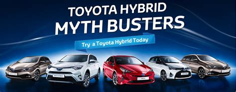 Fact or fiction? Busting myths about Toyota Hybrids