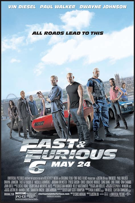 Film Review: Fast and Furious 6 (2013) | HNN