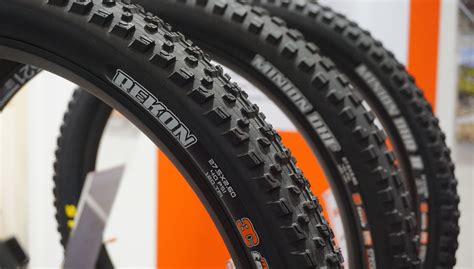 EB18: Maxxis adds smaller, wider Minion DHF/DHR II