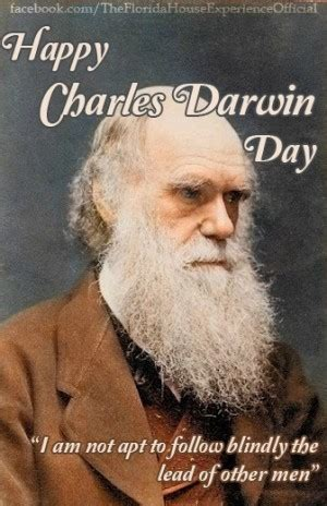 Charles Darwin Quotes On Religion