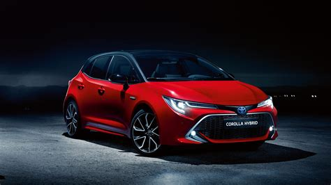 """Say """"Hello"""" To The New Corolla in 2019"""
