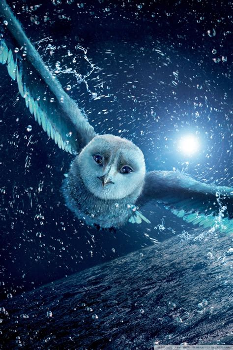 Legend of the Guardians The Owls of Ga Hoole Ultra HD