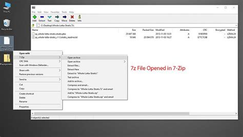 How do I open zip files in Windows 10? Do I need to