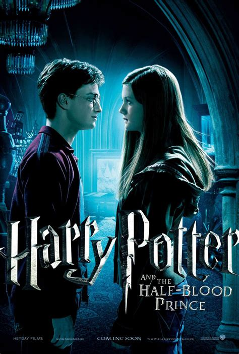 Movie Posters – Harry Potter and the Half-Blood Prince