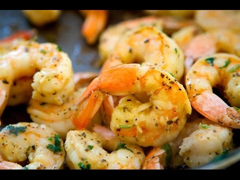 Scampi's in roze roomsaus recept | Solo Open Kitchen