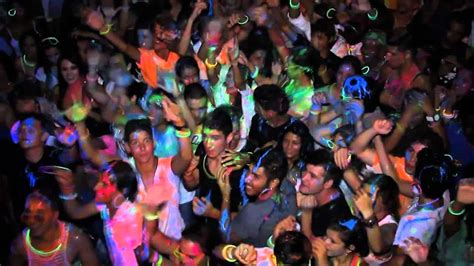 """PAINT GLOW PARTY 01 AGOSTO 2012 @KADOC """" PORTUGAL LARGEST"""