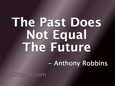 The Past Does Not Equal The Future | 432Relax