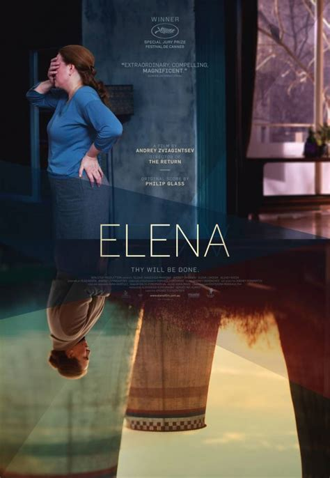 Trailer & Poster For Cannes Winner 'Elena,' From 'The