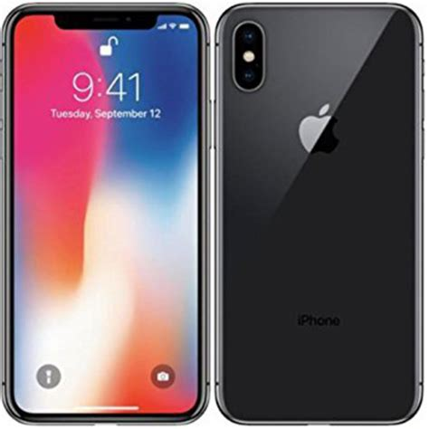 Sell your iPhone X 256GB with OnRecycle