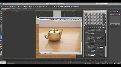 3DS Max tutorial Wood Floor Vray material - YouTube
