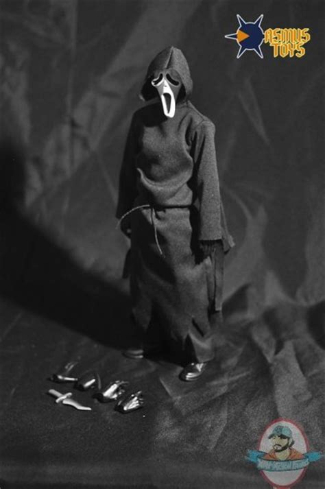 The 12-inch Ghost Face   Man of Action Figures